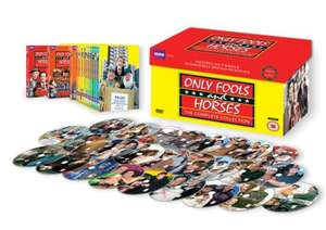 Only Fools and Horses Complete Anniversary DVD Boxset (Every episode + Specials)
