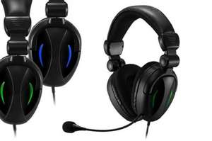 Maxtek Gaming Headset for Xbox 360, PS3, PS4 and PC £7.99 @ Aldi