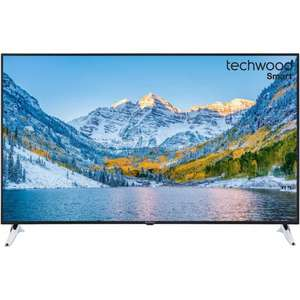 "Techwood 65AO2SB 65"" Smart TV, Full HD, Freeview for £619 (with code and possibly £609 after cashback) delivered @ AO"