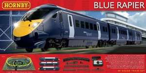 Hornby blue rapier train set @ Hawkins Bazaar £49.99 delivered (RRP - £90ish)