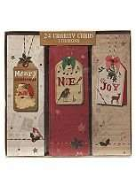 ALL BOOTS CHRISTMAS CARDS HALF PRICE AND UNDER! PACKS OF 24 CARDS FOR £1.50 (WAS £6) ECT IN STORE AND ONLINE