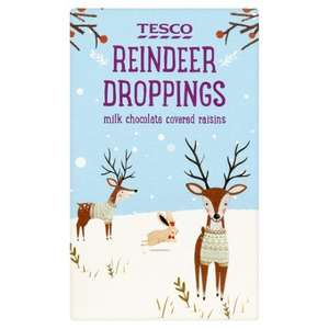 Reindeer Droppings - ONLY £1 @ TESCO