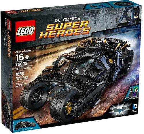 Lego Batman Tumbler - 76023 - retiring soon - £129.99 @ Smyths Toys