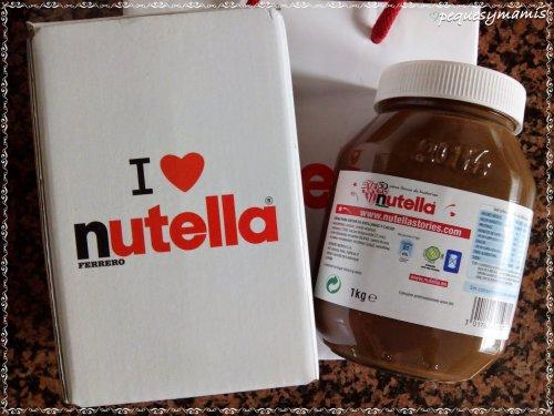 Nutella 1kg Jar only £3.99 @ Lidl