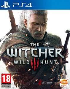 The Witcher 3: Wild Hunt PS4 £22.99 at Zavvi