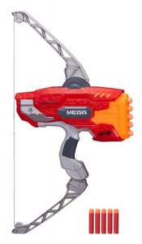 NERF N-Strike Mega Thunderbow Blaster £14.53 (Prime) £17.52 (Non-Prime) @ Amazon