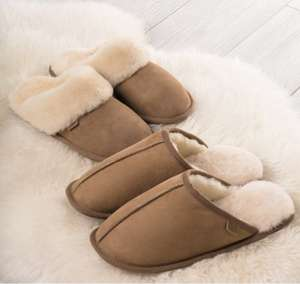 Just sheepskin slippers discounted - £35 @ House of Fraser