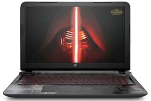 HP Pavilion 15-an001na 15.6 inch Star Wars Special Edition Notebook - £499.99 @ Costco