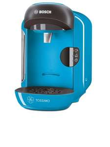 Blue or black Bosch Tassimo TAS1255GB Vivy Hot Drinks and Coffee Machine £33 @ Amazon