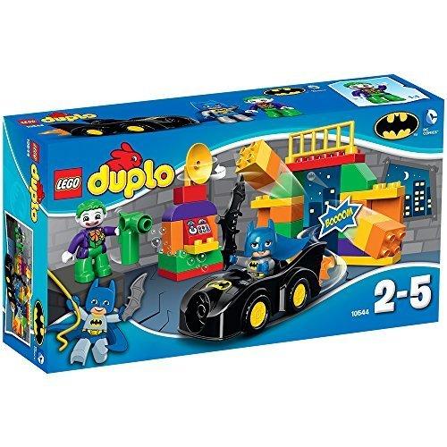 LEGO Duplo Super Heroes Batman The Joker Challenge £14 @ Tesco Free C&C + Clubcard Boost