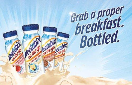 FREE Weetabix On The Go Breakfast Drink