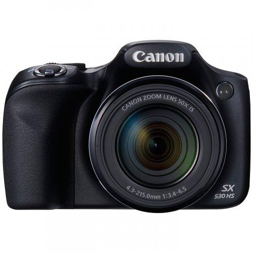 Canon Powershot SX530 HS Bridge Camera with 2 years warranty  £149.95 (£129.95 after cashback) @ John Lewis