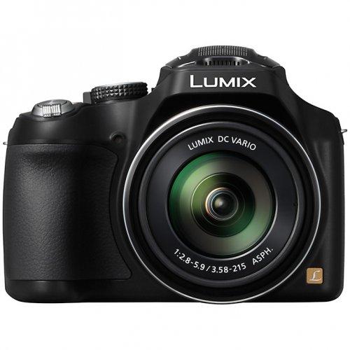 "Panasonic Lumix DMC-FZ72 Bridge Camera, HD 1080p, 16.1MP, 60x Optical Zoom, 3"" LCD - John Lewis £199, £169 after cashback"
