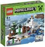 LEGO Minecraft The Snow Hideout - £25.97 Amazon Prime & free Expedited Delivery (back in stock 11/12)