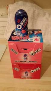 oasis mighty drops box of six £1.00 @ poundland