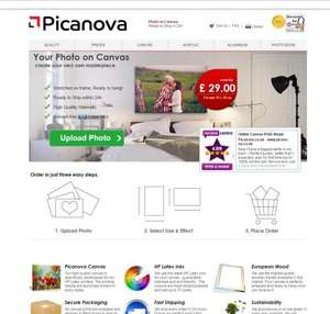 error voucher code means you get two! Buy 1, Get 1 FREE! @ Picanova