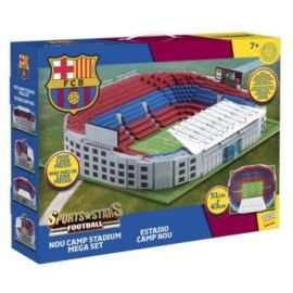 Character building Barcelona nou camp stadium £49.99 @ Tesco Direct/Howleys Toys