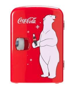 Coke Mini Fridge with Bear - Half price £24.99 @ Argos