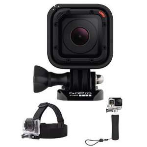 Go Pro Hero 4 Session with accessories: handle and headband £147.54 @ Amazon.fr inc. delivery