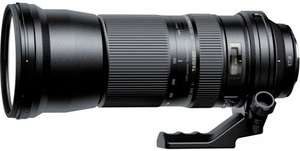 Tamron SP 150-600mm f/5-6.3 Di USD for Sony, Canon, Nikon £699 @ Park Cameras