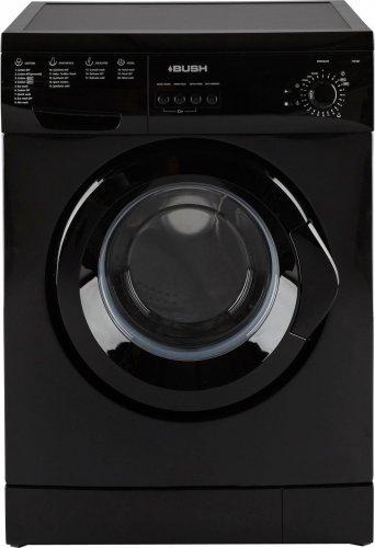 Bush F621QB 1200 Spin 6kg Washing Machine (Black) £169.99 Delivered (Free Time Slots) @ Argos / Argos Via eBay