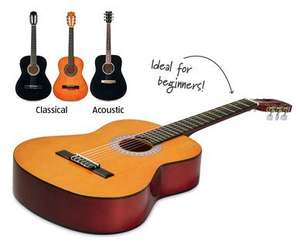 Guitar at Aldi for only £34.99! Available from this Sunday (Dec 13th)