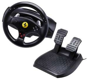 Thrustmaster Ferrari GT Experience Racing Wheel 3-in-1 (PC/PS3) £7.97 (PRIME USERS) £10.96 (Non Prime) @ Amazon