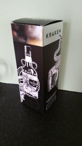 Kraken spiced rum 70cl in box £18 @ Sainsbury's