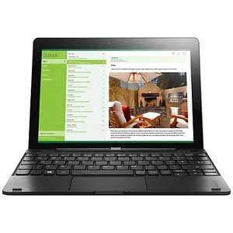 "Lenovo Miix 300 10.1"" Windows 10 Quad-Core 32GB Tablet with Keyboard - £149.95 at John lewis"