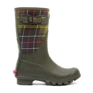 Barbour Short Wellies, £41.91 inc standard delivery with code @ cloggs