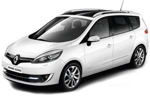 Renault Grand Scenic 1.5 dCi Dynamique Nav 5dr [Bose+] RRP £23615  -  £15117.00 @ carwow