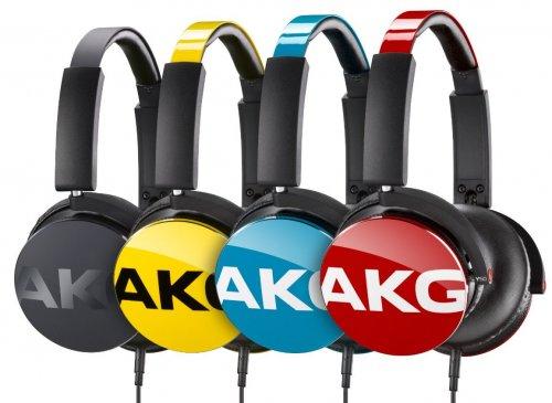 AKG Y50 On-Ear Headphones - Black £48.99 @ Amazon