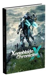 Xenoblade Chronicles X Prima Hardback Strategy Guide / £13.59 + Free Delivery @hive.co.uk