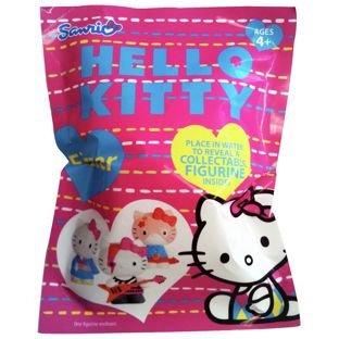 Hello Kitty Blind Bag Bath Fizzer with surprise Toy Argos