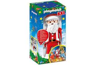 Costco Instore Glasgow: Giant Playmobil Santa XXL 65CM - £23.96 incl VAT - Clearance