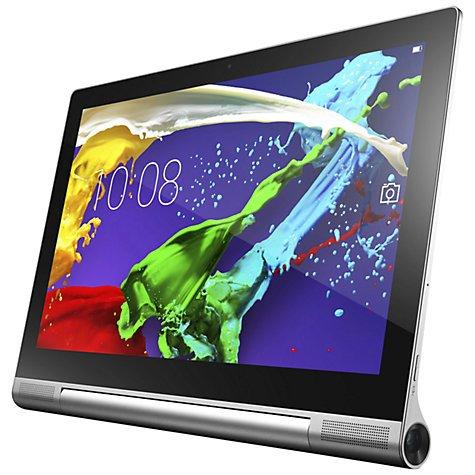 "Lenovo Yoga 2 10"" Android Tab - 32gb WIFI £159.95 @ John Lewis"
