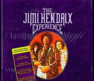 The Jimi Hendrix Experience - 4CD Box Set -  Just £15 Delivered  or INSTORE  @ Head Records