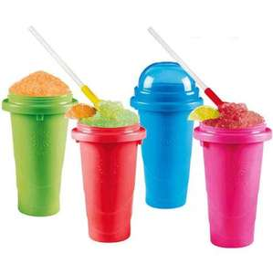 Chill factor squeeze cup slushy maker £2.99 @ Home Bargains
