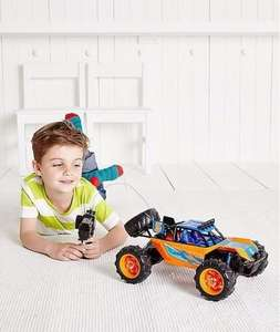 Big City Radio Controlled Sand Blaster Off Road Car Was £50 down to £16.00  ( with code ) @  ELC