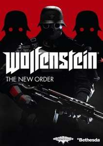 Wolfenstein the new order on ps4 only £10 at tesco direct or £5 with clubcard boost - free click and collect