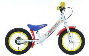 "Apollo Wizzer Balance Bike 2015 - 12"" halfords - £30"