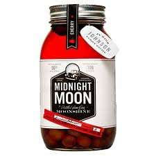 Midnight Moon Moonshine Cherry and Apple Pie 35cl £13 @ Morrisons
