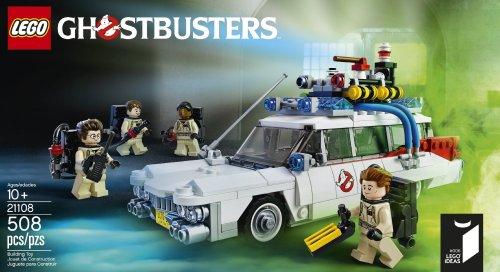 LEGO Ghostbusters Ecto-1 21108  @ Tesco Direct. £36, free c&c