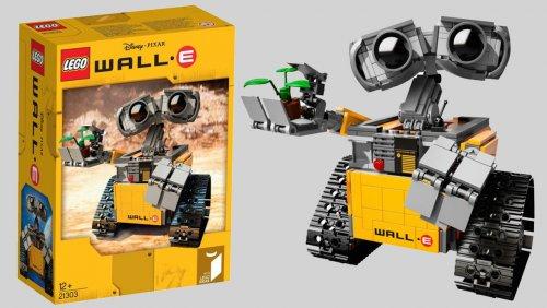 LEGO Ideas Wall-E 21303 £32@ Tesco Direct, Free C&C
