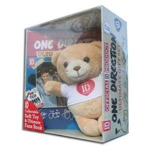 One Direction, Teddy and Book Gift Set @ Argos 99p