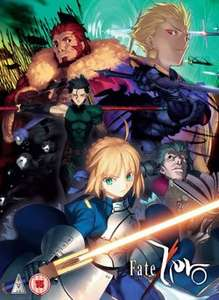 Fate Zero Part 1 DVD Collectors Edition £9.99 Delivered @ Anime-On-Line