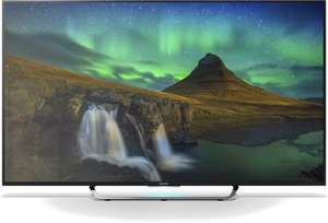 Sony KD55X8509C Ultra High Definition 3D TV with 5-year guarantee - £959.99 delivered at Hills Radio.