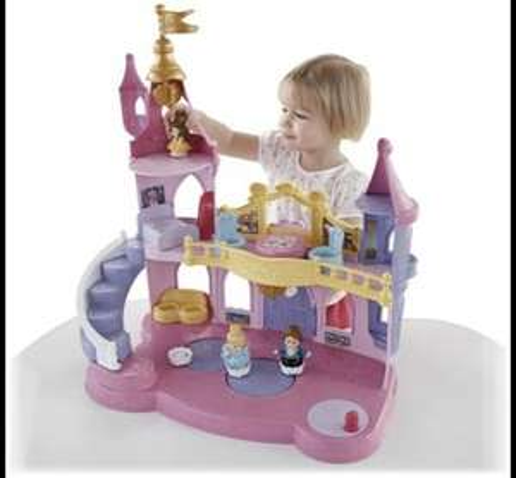 Fisher-Price Disney Princess Musical Dancing Palace £24.99 @ Argos & Amazon