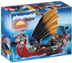 Playmobil 5481 Dragons Dragon Battle Ship - Amazon £19.62