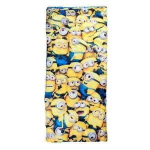 Despicable Me Minions Sleeping bag @ Smyths £6.50 In store